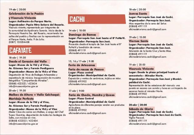 Calendario Perpetuo Semana Santa.Calendario De Semana Santa 2019