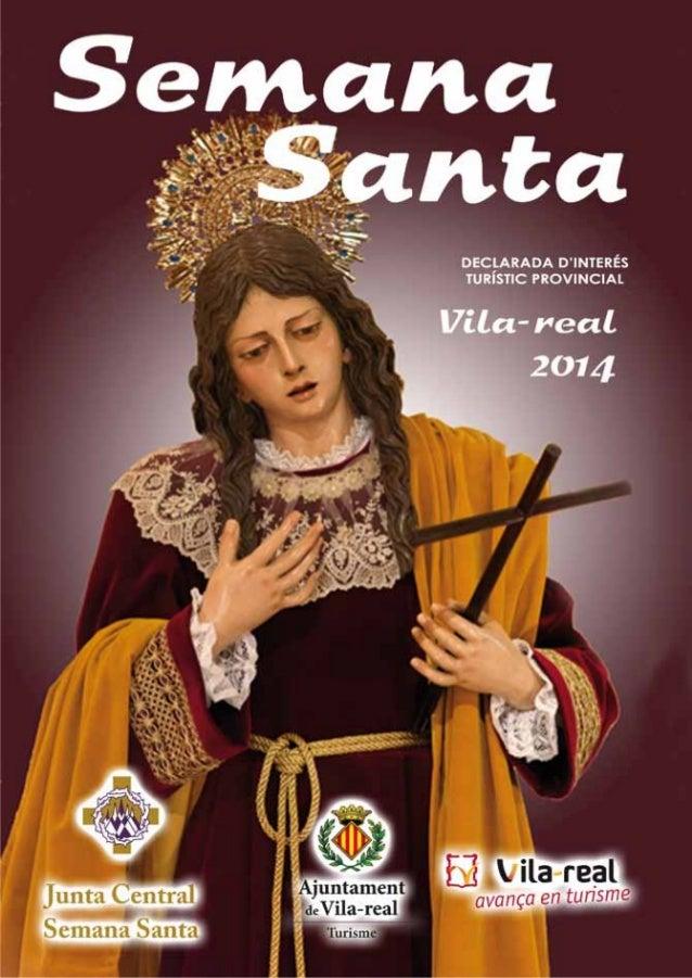 Respecte i admiració per la nostra Setmana Santa José Benlloch Fernández Alcalde de Vila-real A rribada la Setmana Santa, ...