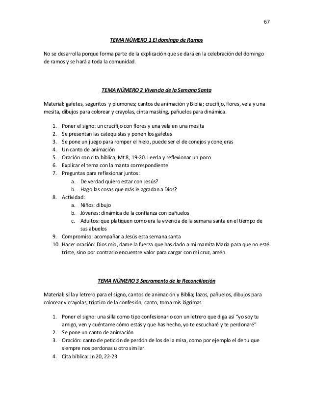 Manual para Semana santa 2014, zaragoza puebla
