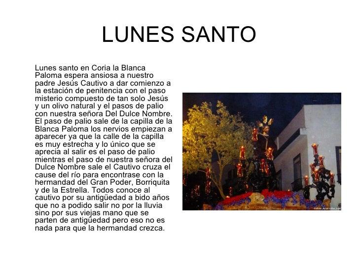 Semana Santa Coria Del RíO Slide 3