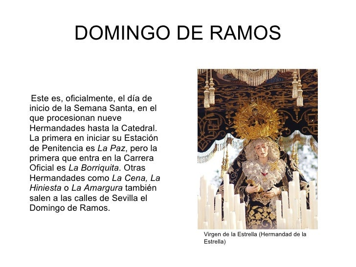 Semana Santa de Sevilla Slide 3