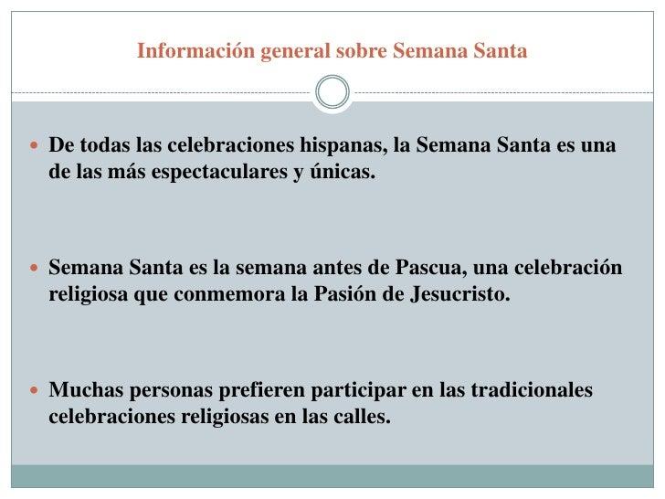 Semana santa powerpoint Slide 3