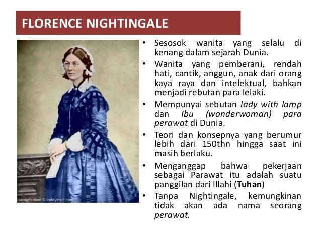 model konseptual florence nightingale dan virginia