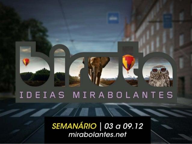 ÍNDICE                                                                                 SEMANÁRIO   03 a 09/12         COMP...