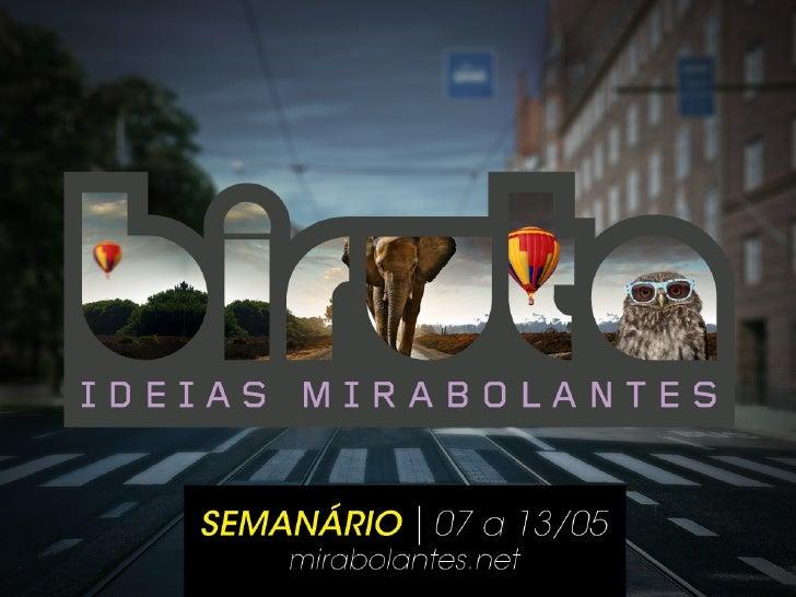 ÍNDICE                                                     SEMANÁRIO   07 a 13/05          INTRODUÇÃO                     ...