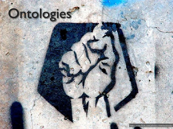 Ontologies  • Umbrella Ontologies help create strong   and weak ties  • UMBEL                                           ht...