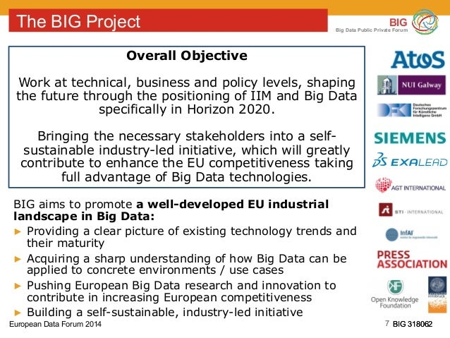 @BYTE_EU www.byte-project.eu Big data roadmap and cross-‐ disciplinarY community for  addressing socieTal Extern...