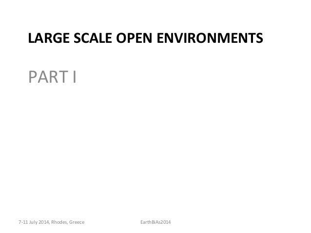 Emerging Environments… Smart  City  Energy   Smart  Building   Water  Management