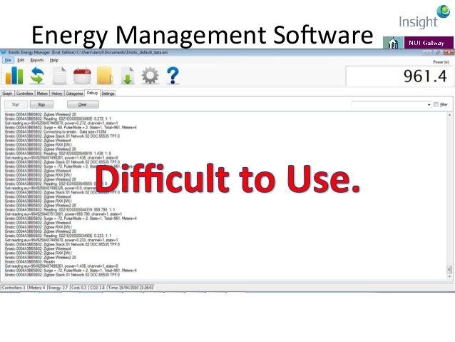 HolisKc  Energy  ConsumpKon   Holis@c   Energy   Management             FaciliKes   Business  Trav...