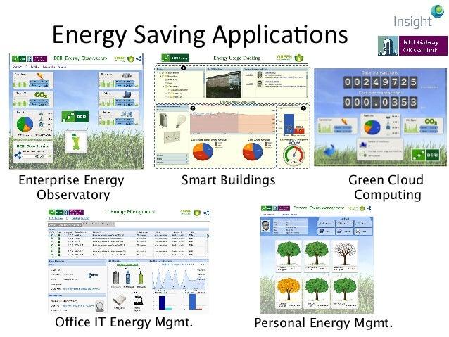Building  Energy  Explorer   99 of 26 1. Data  from   Enterprise   Linked  Data   Cloud   2. Sensor  ...