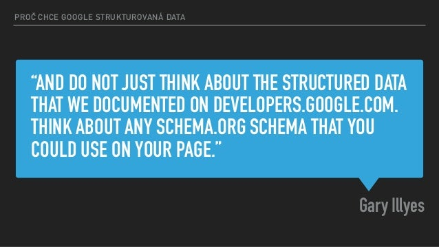 """""""AND DO NOT JUST THINK ABOUT THE STRUCTURED DATA THAT WE DOCUMENTED ON DEVELOPERS.GOOGLE.COM. THINK ABOUT ANY SCHEMA.ORG S..."""