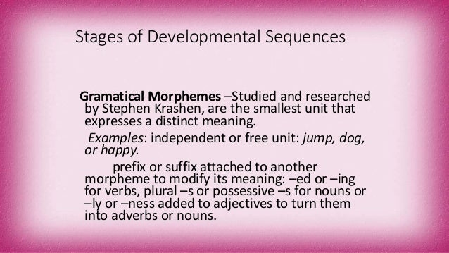 semantic transfer hypothesis Philosophy of linguistics is the (see the supplement on the linguistic relativity hypothesis in the there is an unusual assignment of semantic.