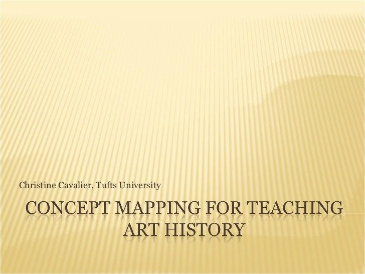 Christine Cavalier, Tufts University