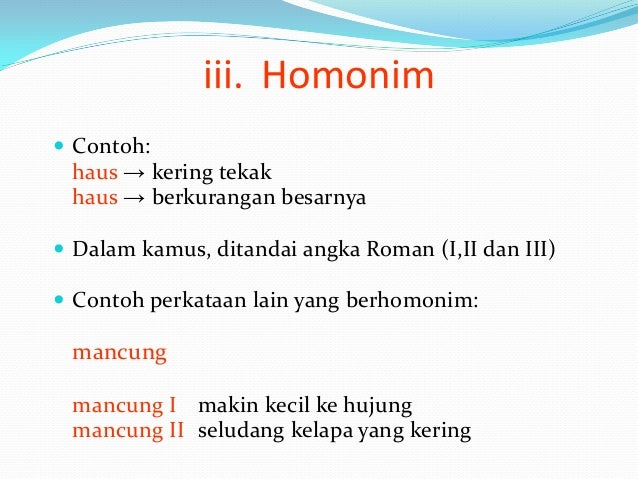 Semantik 1