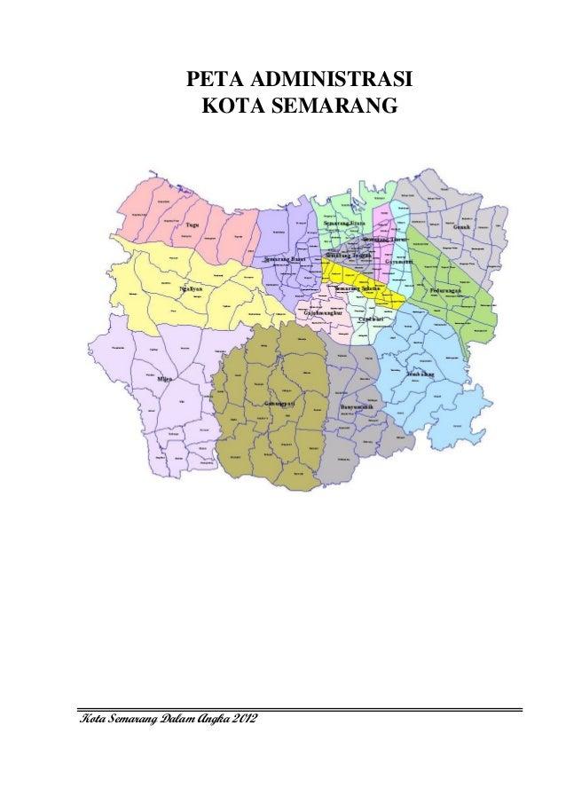 Semarang dalam angka 2013