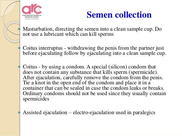 Semen Analysis By Dr Renukadevi
