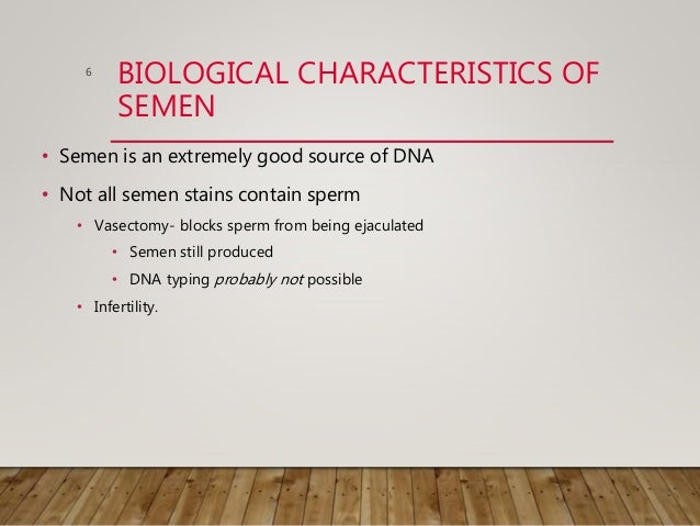 how to remove semen stains