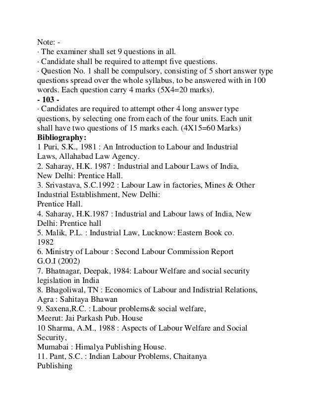 - 106 -Bibliography1. Gore, M.S. : Indian Youth: Proces and Socialization;Vishwa1977 Yuva Kendra. New Delhi2. John, v.v. 1...