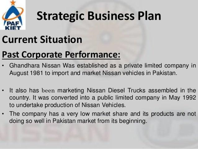 nissan 5 year plan
