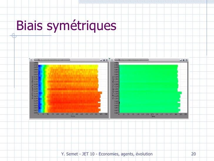 Biais symétriques
