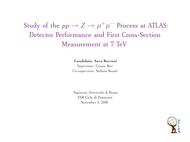 Study of the pp → Z → µ+ µ− Process at ATLAS:  Detector Performance and First Cross-Section             Measurement at 7 T...