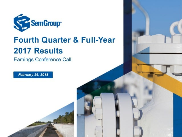 Sem group earnings presentation 4q and fy 2017 final