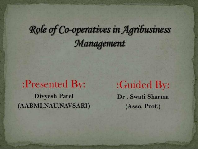 :Presented By:  :Guided By:  Divyesh Patel (AABMI,NAU,NAVSARI)  Dr . Swati Sharma (Asso. Prof.)
