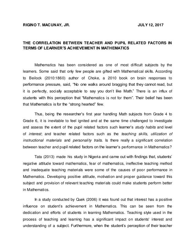 research paper on slow learners pdf
