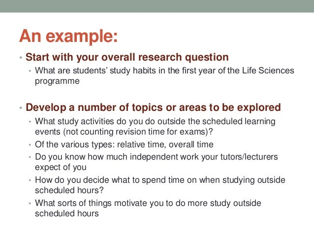 Semi-Structured Interviews For Educational Research