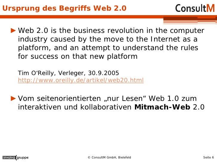 Wieviel Web20 Braucht Ihr Unternehmen