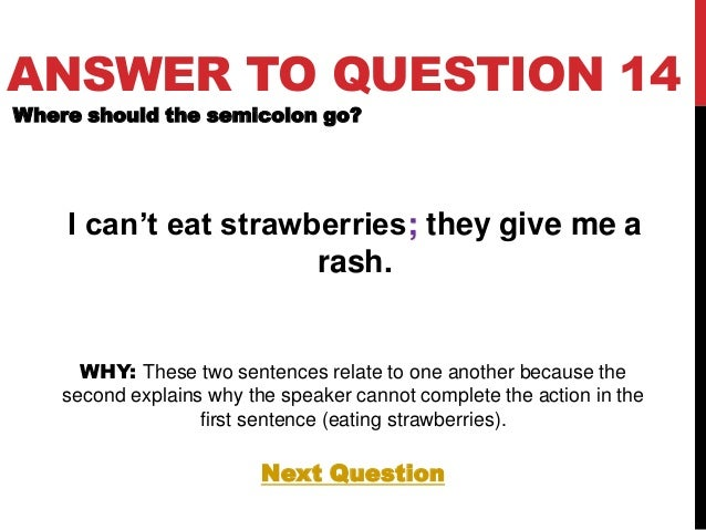 Punctuation: Using Colons, Semicolons & Periods - Video & Lesson ...