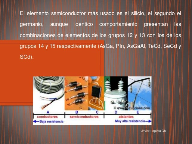 Semiconductores Slide 3
