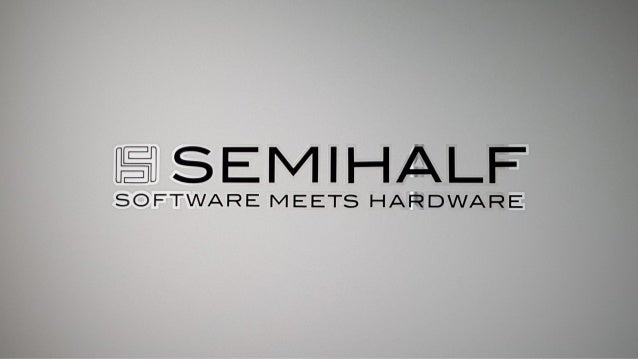 Semihalf  - few pics from the new office