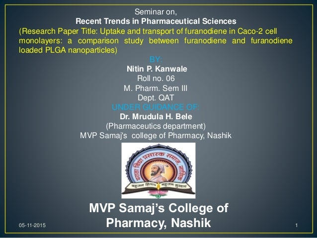 ppt on published research paper