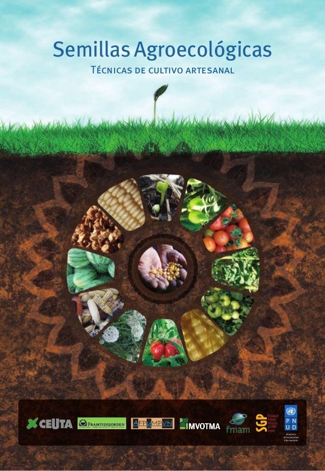 1 Semillas Agroecológicas Técnicas de cultivo artesanal