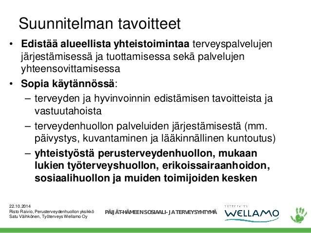 Työterveys Wellamo Heinola