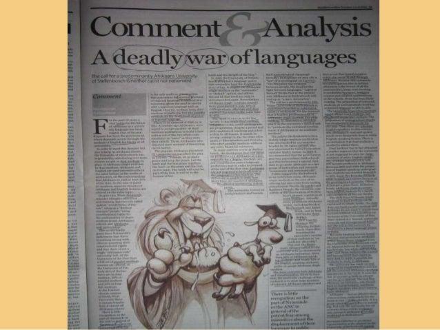 • Relation = une poétique de la Relation, openness, e.g. a language is never singular, multilingualism is the normal condi...