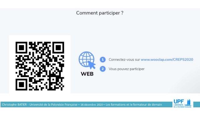 Seminaire CREPS Montpellier 16 decembre 2020 Slide 3
