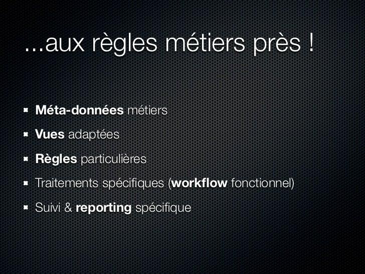Intégré au cœur du SI  Capture: Scanners, Fax Servers, Mail Servers Reconnaissance: LAD, RAD, OCR Annuaires: LDAP (MS AD, ...