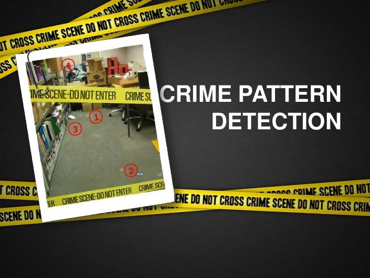 Crime Pattern Detection using K-Means Clustering