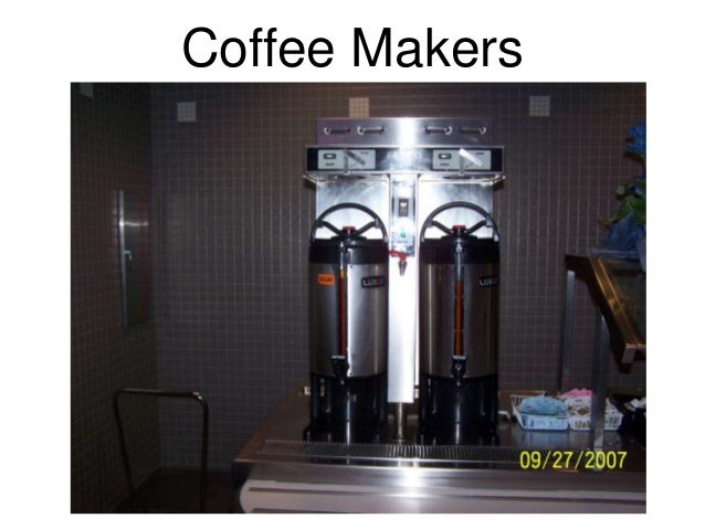 Commercial Kitchen Steamer Backflow Preventer