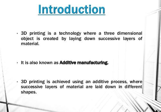 3d printing pen ppt download
