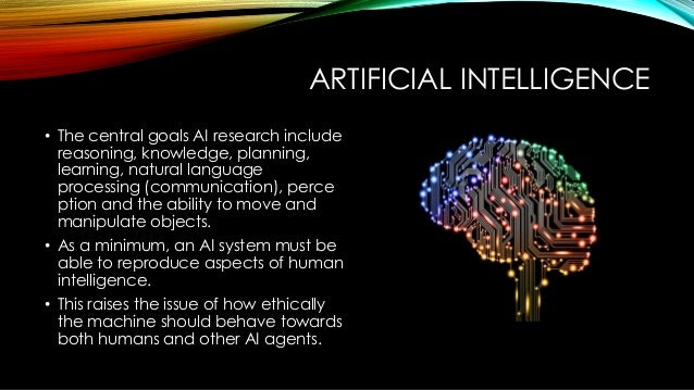 the future of artificial intelligence To get an a realistic handle on what that future might look like, tech insider spoke to 18 artificial intelligence researchers, roboticists, and computer scientists about the single most profound .
