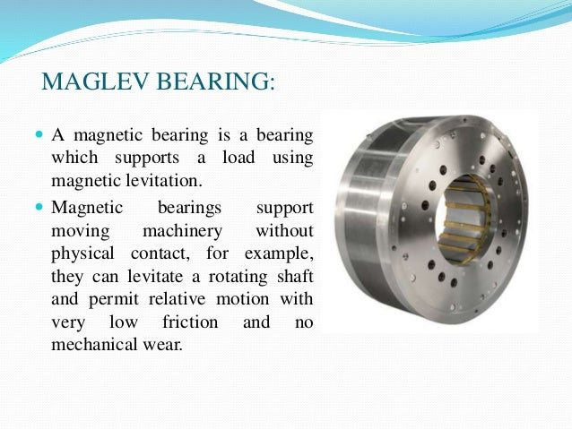 how to take a magnetic bearing