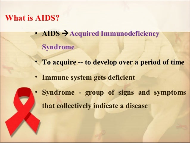 a comprehensive research on the acquired immune deficiency syndrome and human immunodeficiency virus