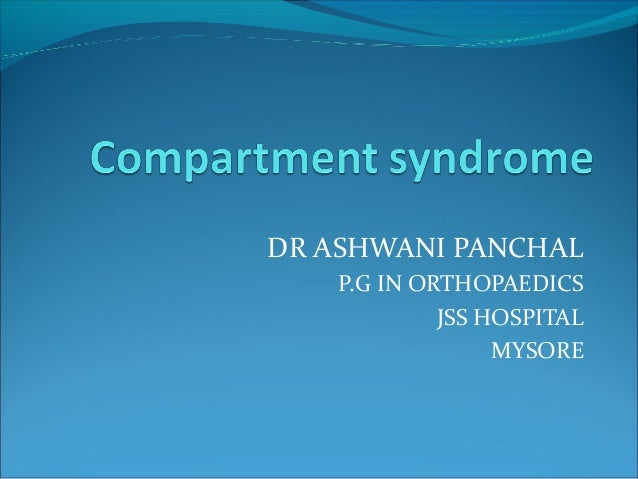 DR ASHWANI PANCHAL P.G IN ORTHOPAEDICS JSS HOSPITAL MYSORE
