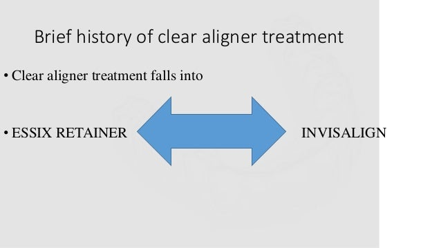 Seminar clear aligner 1