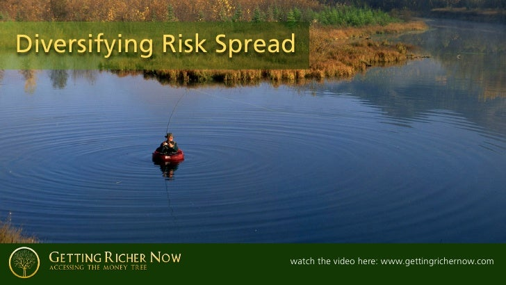 Diversifying Risk Spread                            watch the video here: www.gettingrichernow.com