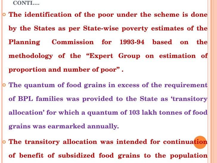 the concept of antyodaya anna yojana Chapter : 3 poverty as a challenge by social studies   economics chapter : 3 poverty as a challenge concepts antyodaya anna yojana.