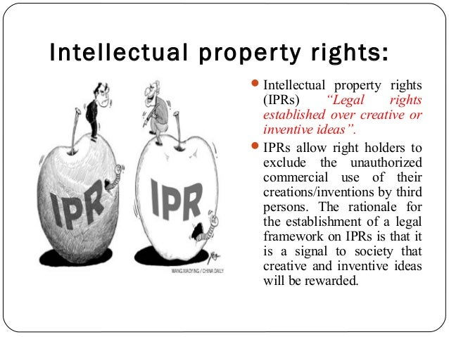 the ethical and ipr issues the Four scientific sessions on intellectual property rights- changing concerns, ipr  issues in research & publications, ipr laws and judicial.